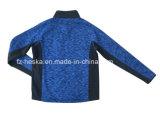 Сплетенный оптовой продажей способ обслуживания OEM резвится связанная человеком куртка ватки