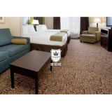 Jeux en bois de meubles de chambre à coucher d'hôtel de modèle classique à vendre