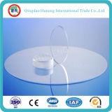 glace de flotteur ultra claire de 4-12mm utilisée pour la serre chaude avec le certificat de Ce/ISO