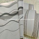 Papel pintado de papel decorativo del material de construcción