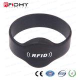 Braccialetto del silicone di MIFARE DESFire D21 D41 D81 RFID