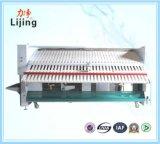 Rolo elétrico do aquecimento do equipamento de lavanderia máquina passando do único com ISO 9001