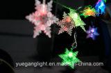 Ce&RoHS a reconnu la chaîne légère de la BO avec le flocon de neige pour la décoration