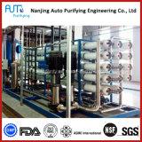 Sistema industrial de la desalación del agua del RO