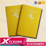 Venta al por mayor de papel Tapa dura portátil School Imprime personalizada Libro de ejercicio