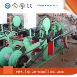 Única máquina do arame farpado com preço do competidor
