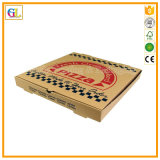 Currugatedボックスカスタムピザボックスペーパー包装ボックス印刷
