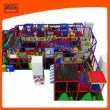 Mich Inflarable de juegos infantil Zona de juegos cubierta