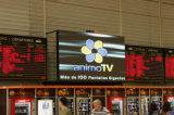 P6 LED display a parete per installazione fissa con CE, FCC, RoHS