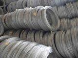 Filo di acciaio ricoprente di Galfan (zinco di Al di 5%)