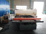 Machine de tonte de tôle de QC12y avec le système de Delem Dac360