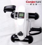 Mini bici plegable médica de Deluex de la bici de ejercicio con ejercicio del brazo y de pierna