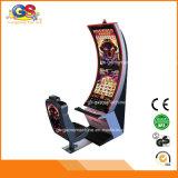 Nueva cabina arqueada doble hermosa de la máquina de juego de la ranura de la pantalla
