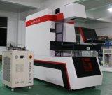 Гравировка лазера 3D кристаллический и машина маркировки