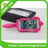 Cassa di gomma del telefono dello specchio di vendita calda per il iPhone 6, iPhone5S