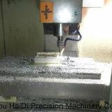 Части точности CNC изготовленный на заказ пластмассы подвергая механической обработке