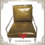 Silla de la sala de estar de los muebles del acero inoxidable de la silla (RS161901)