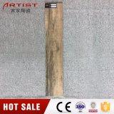 Neue Ankunfts-Fliese glasig-glänzende Porzellan-Fliese-Holz-Fliese