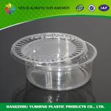 De nieuwe Producten ontruimen de Beschikbare Plastic Doos van de Snack met Deksel