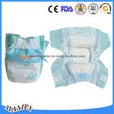 OEM doux extérieur sec de couches-culottes de bébé de bébé toutes les tailles
