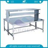 AGMk005ステンレス鋼の物質的な病院の家具の実行可能な表