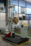 Carton Box Single Arm Free Falling Drop Test Machine