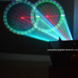 laser da animação de 350MW RGB