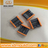 Protótipo de plástico sobremoldado Produtos de borracha moldada Overmolding de silicone