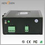 8 de elektrische Haven beheerde de Industriële Schakelaar van het Netwerk Ethernet