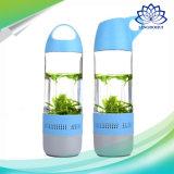 Altofalante ao ar livre da garrafa de água impermeável funcional com compasso
