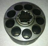 La pompa hydráulica del mini excavador parte (A10V21) DH50