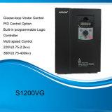 Variabler Frequenz-Inverter des Hochleistungs--naher Schleifen-Steuer380v 400kw