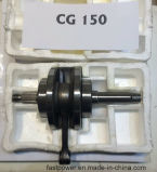 Albero a gomito, la sua biella con il supporto del cuscinetto del rullo del metallo per Cg150