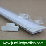 Vertiefter LED-Strangpresßling-Kanal für LED-Band-Licht