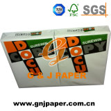 Favorable al medio ambiente 70gsm A4 papel de copia en la Hoja
