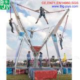 Hot Sale Bungee Jumping Trampoline, Trampoline d'agrégat professionnel à l'élastique