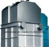 粉乾燥したシステムヒーター及びヒーター交換体