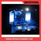 Écran polychrome extérieur d'Afficheur LED de Showcomplex P3