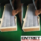 Titanium цель для декоративного покрытия, очищенность 99.7% Sputtering