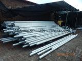Aleación de aluminio Piezas brutas Roud Bar 6063