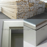 Aluminiummaterial-und Quadrat-Form, die Gewebe-hellen Kasten bekanntmacht