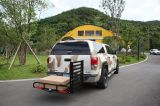 Aço resistente capacidade de carregamento montada 500lbs do portador da carga