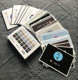 Papppapierpostkarte-Drucken mit Entwurfs-Zoll