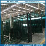 La parete divisoria Tempered della finestra di vetratura doppia ha laminato il vetro isolato di Igu