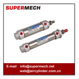 Cm2 di mini dell'acciaio inossidabile dell'aria modello standard del cilindro SMC