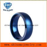 Modo e monili placcati blu comodi dell'anello