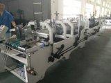Máquina inferior de alta velocidad de la carpeta de Gluer del bloqueo para la caja de cartón (GK-650CA)