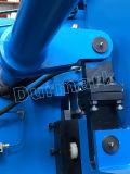 Machine à cintrer hydraulique d'acier inoxydable de commande numérique par ordinateur de We67k 250/6m, frein de presse d'acier du carbone