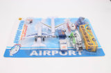 Jogo relativo à promoção do jogo do avião modelo do plano da motocicleta dos carros do aeroporto do veículo do brinquedo