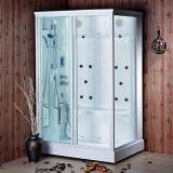 1 chuveiro portátil da sauna do vapor molhado de 2 pessoas (M-8231)